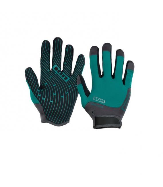 ION Neoprénové Rukavice Amara Gloves Full Finger emerald/marine M