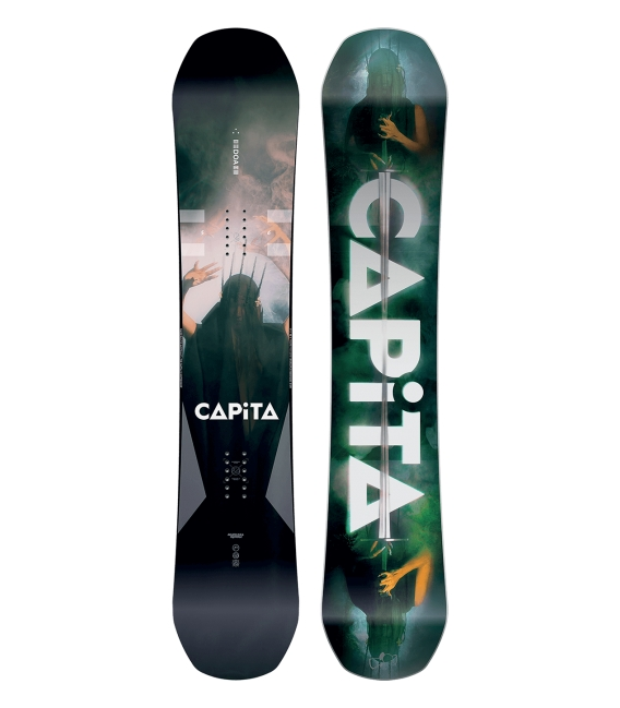 CAPITA Snowboard Defenders of Awesome 156 (2018/2019)