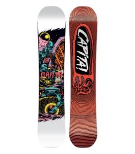 CAPITA Snowboard Horrorscope 151 (2018/2019) - JAZDENÝ