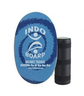 INDO BOARD Balansovacia doska Indo Original Blue + Roller