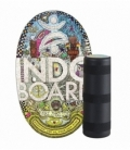 INDO BOARD Balansovacia doska Indo Original Doodle + Roller