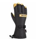 DAKINE Zimné rukavice Nova Glove Blacktan - M