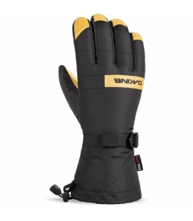 DAKINE Zimné rukavice Nova Glove Blacktan - XL