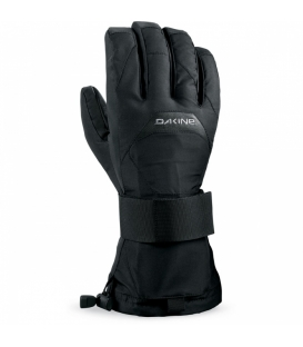 DAKINE Zimné rukavice Wristguard Glove Black - XS