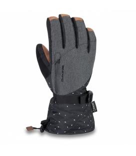 DAKINE Zimné rukavice Leather Sequoia Glove Kiki - L