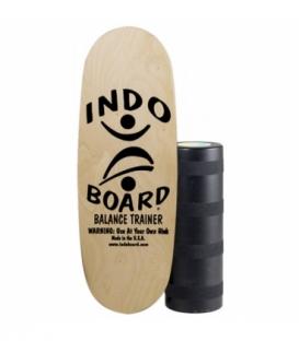 INDO BOARD Balansovacia doska Indo Pro Natural + Roller