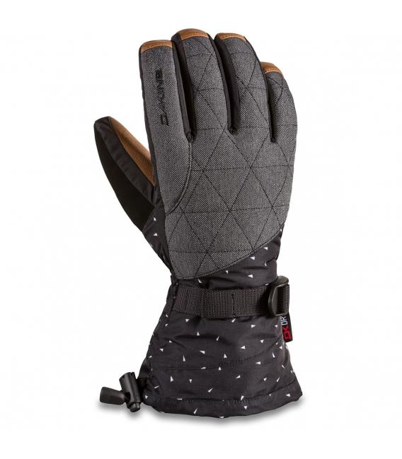 DAKINE Zimné rukavice Leather Camino Glove Kiki - L