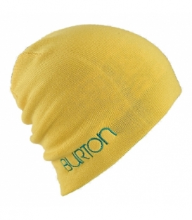 BURTON Zimná Čiapka Belle Lemon Drop/Everglade
