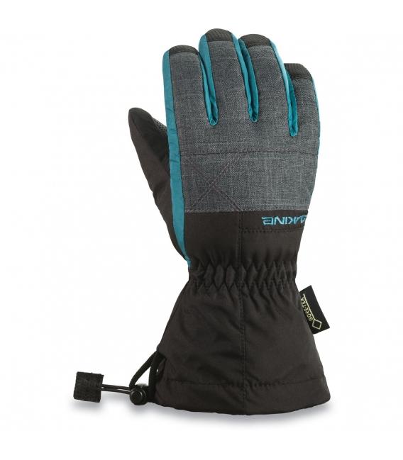 DAKINE Zimné rukavice Avenger Glove Carbon - K/X