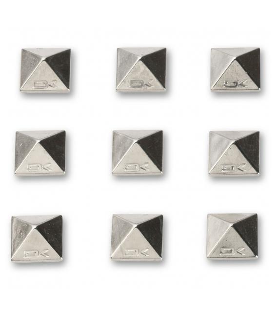 DAKINE Protišmyková nálepka Pyramid Studs Alloy