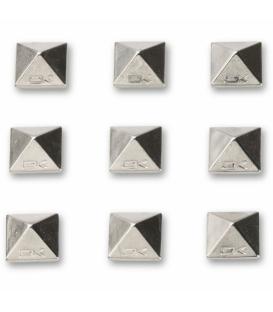 DAKINE Protišmyková nálepka Pyramid Studs Chrome