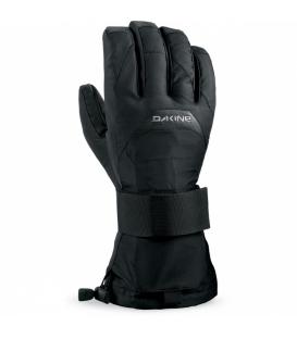 DAKINE Zimné rukavice Wristguard Glove Black - XL