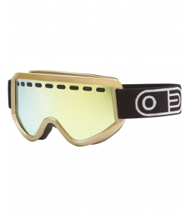 AIRBLASTER Okuliare OG Airpill Air Goggle - Gold Glitter