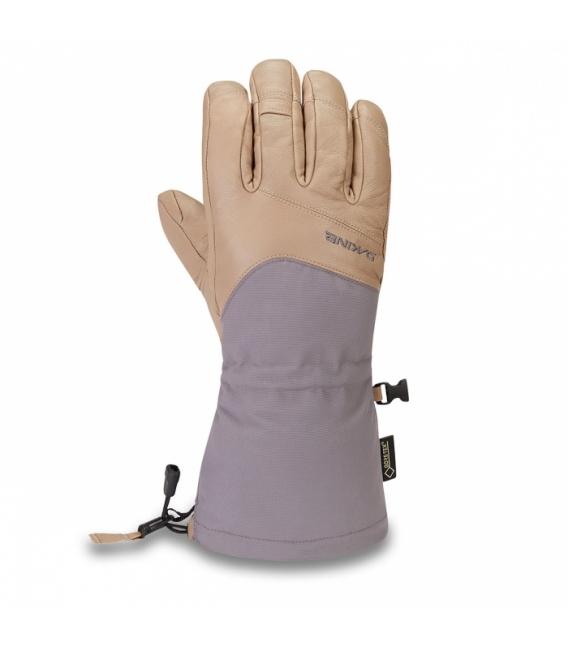 DAKINE Zimné rukavice Gore Continental Glove Stone / Shark - S