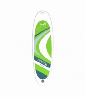 KIBOKO Paddleboard Meli Windsup Green 250 (2016) - JAZDENÉ