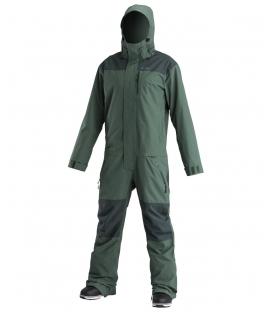 AIRBLASTER Kombinéza Beast Suit Pineneedle - M