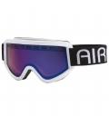 AIRBLASTER Okuliare Team Air Goggle - White