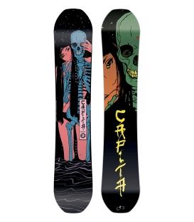 CAPITA Snowboard Indoor Survival 154 (2018/2019) - JAZDENÝ