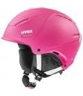 UVEX Prilba p1us 2.0 Pink 52 - 55 cm