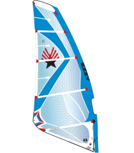 EZZY SAILS Plachta Zeta BLUE 3.7 (2019)