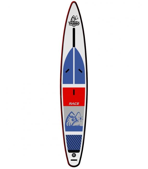 TAMBO paddleboard RACE 14'0″ x 24,5″ 2018 - JAZDENÝ
