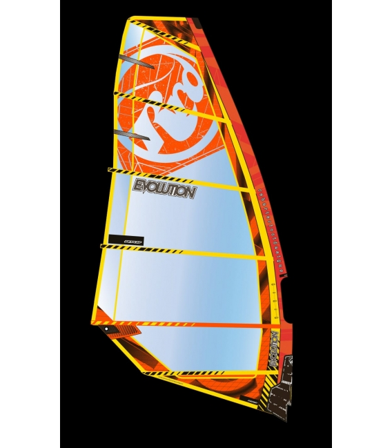 RRD Plachta Evolution MKVIII Orange 6.8
