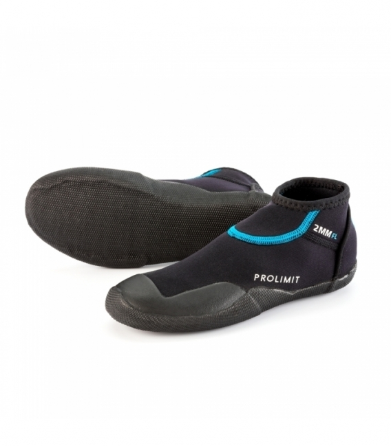 PROLIMIT Neoprénové Topánky Grommet Shoe 2mm Black 32