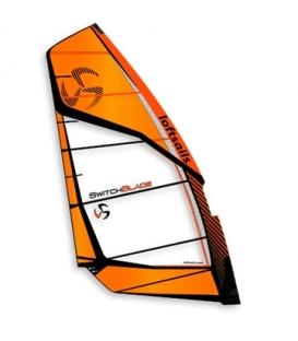 LOFT SAILS Plachta Switchblade Orange 8.5 (2015)