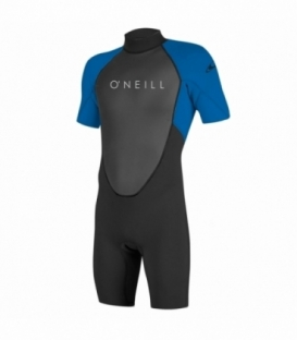 O'NEILL Neoprén Youth Reactor II BZ 2mm Spring Black/Ocean 6