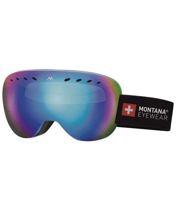 MONTANA EYEWEAR Okuliare MG10B BLUE