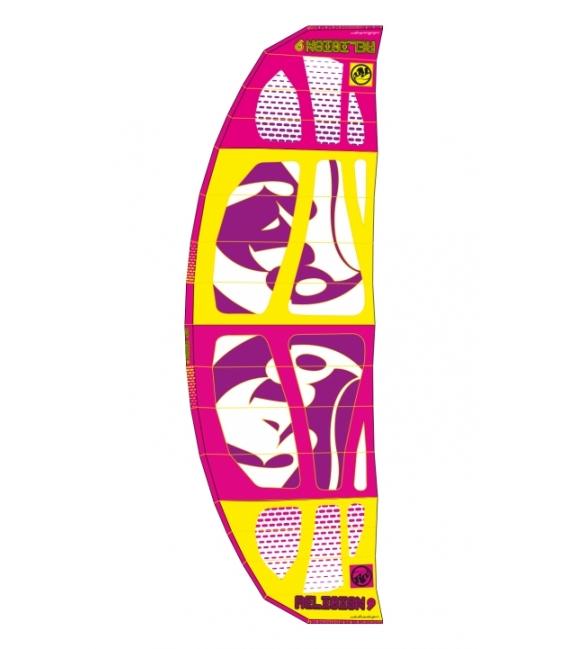 RRD Kite Religion pink/purple/yellow 9 MK5 - JAZDENÝ