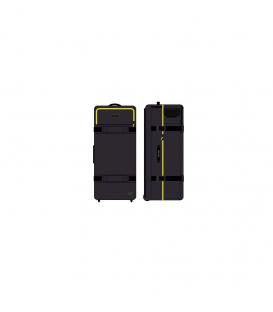 PROLIMIT Cestovná taška Stacker Modrá/Žltá L