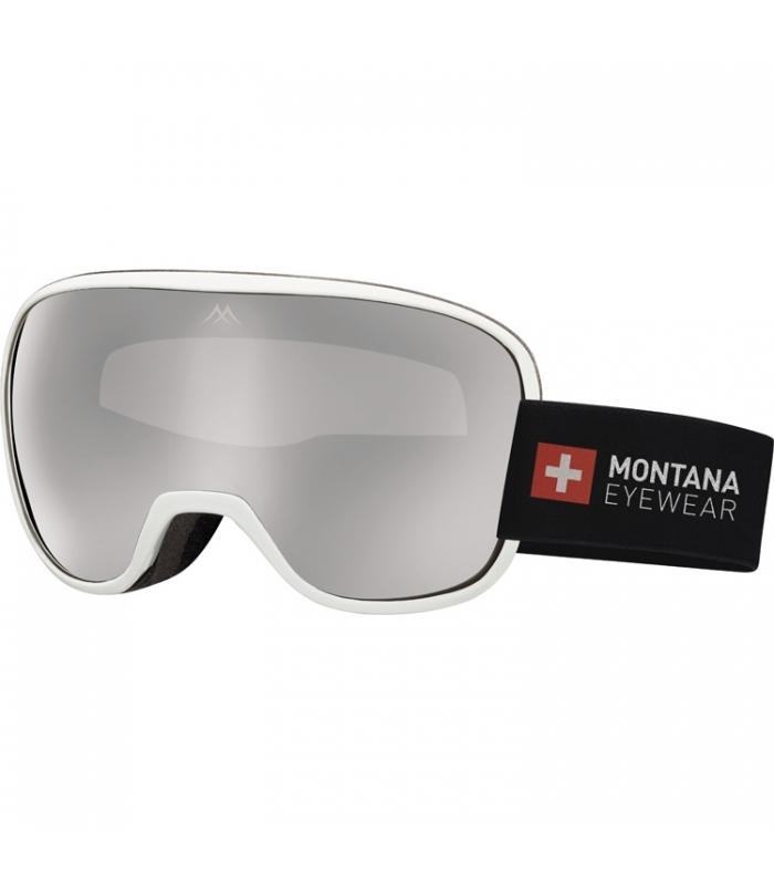 MONTANA EYEWEAR Okuliare MG12A WHITE  7e44271798a
