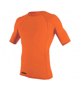 O'NEILL Lycra Surf School S/S Crew Orange - XL