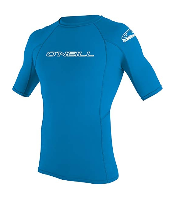 O'NEILL Lycra Surf School S/S Crew ROYAL - XL