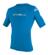 O'NEILL Lycra Surf School S/S Crew ROYAL - XS