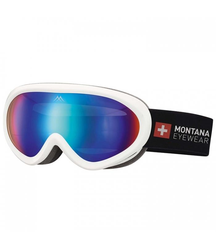 MONTANA EYEWEAR Okuliare MG13A WHITE  73ae22c5dbd