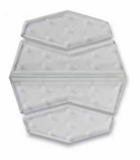 Dakine Grip Modular Mat Clear