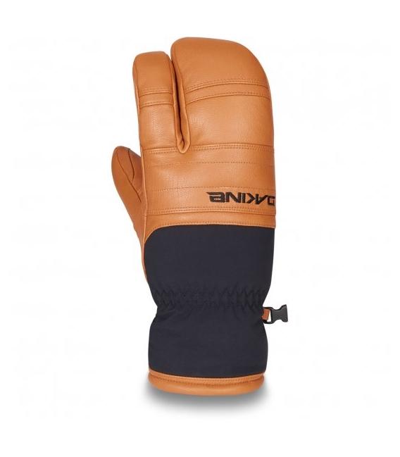 DAKINE Zimné rukavice Baron Gore-Tex Trigger Mitt Ginger - L