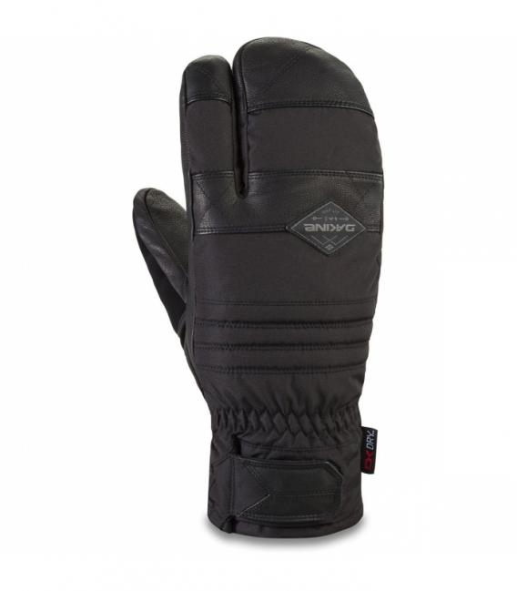 DAKINE Zimné rukavice Fillmore Trigger Mitt Black - L