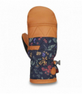 DAKINE Zimné rukavice Fleetwood Mitt Botanics - XS