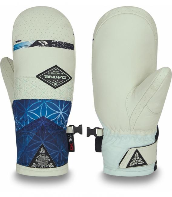 DAKINE Zimné rukavice Team Fleetwood Mitt Jamie Anderson - XS