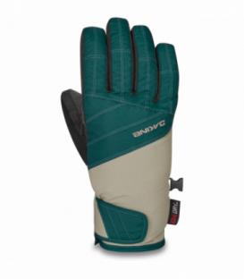 DAKINE Zimné rukavice Sienna Glove Deep Teal / Stone - S