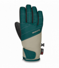 DAKINE Zimné rukavice Sienna Glove Deep Teal / Stone - L