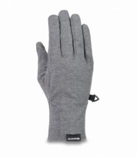DAKINE Zimné rukavice WMS Syncro Wool Liner Glove Gunmetal - M