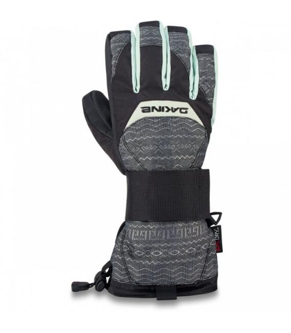 DAKINE Zimné rukavice Wristguard Glove Hoxton - M