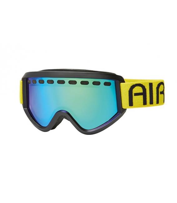 AIRBLASTER Okuliare Team Air Goggle - Hot Green