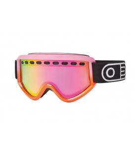 AIRBLASTER Okuliare OG Airpill Goggle Bubblegum Fire