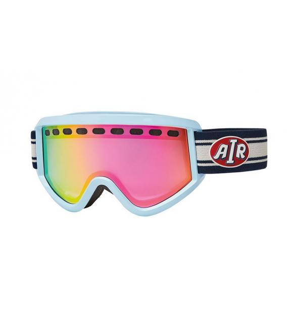 AIRBLASTER Okuliare Team Air Goggle - Hot Pink