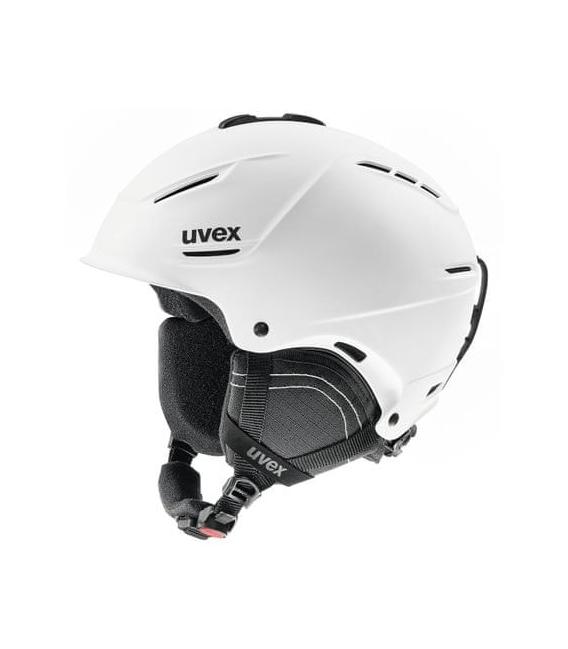 UVEX Prilba p1us 2.0 White Mat 55 - 59 cm